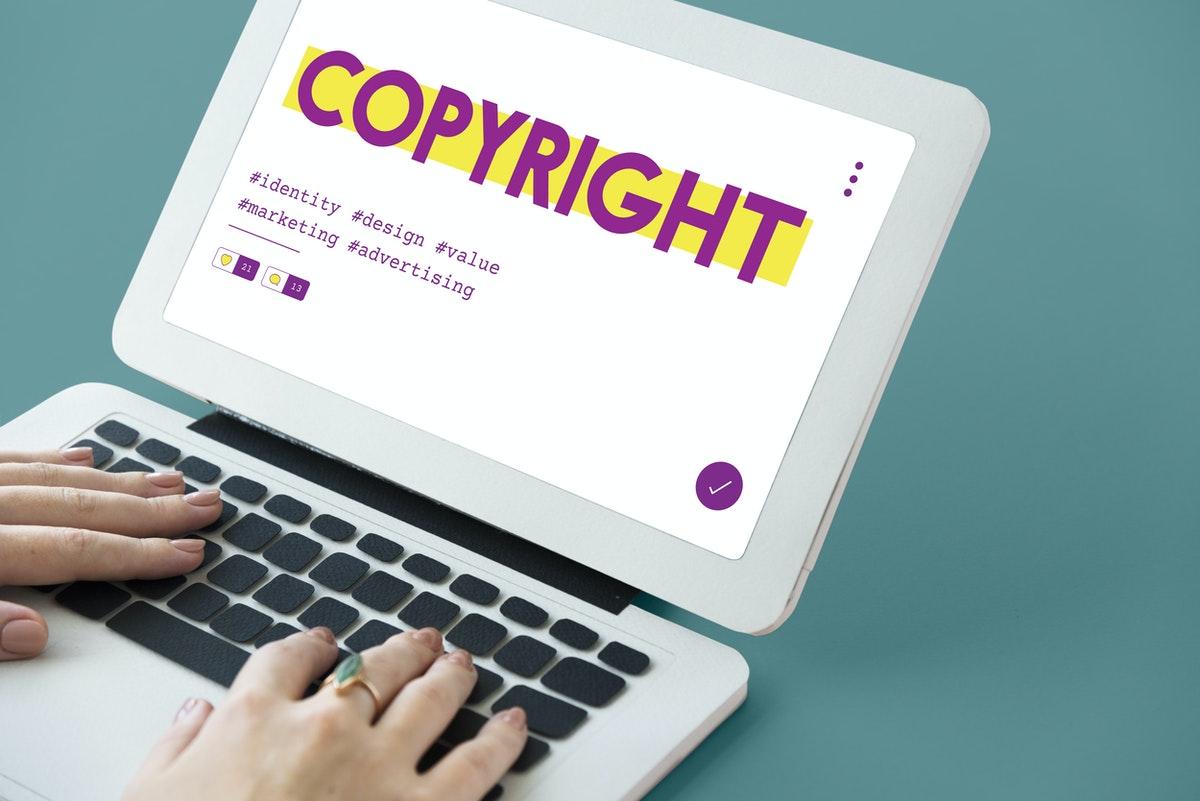 internet copyright
